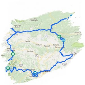 moto-tour-around-guatemala-map
